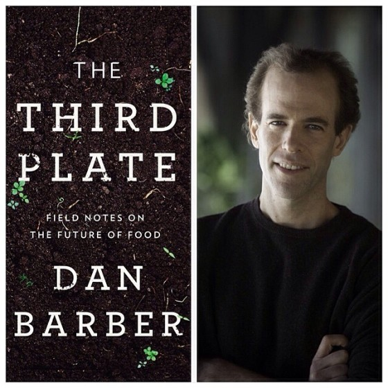 dan barber third plate