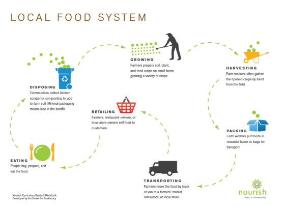 LOCAL FOOD SYSTEM